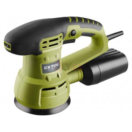 Bruska excentrická, 125mm, 430W, EXTOL 407202