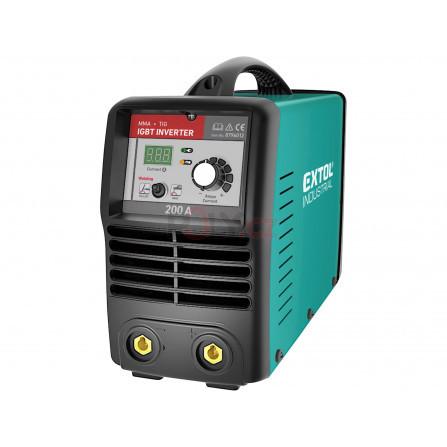 Invertor svařovací 200A Smart, EXTOL 8796012