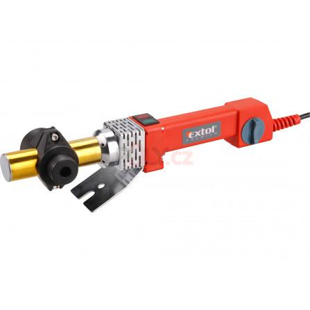 Svářečka polyfúzní, 800W, EXTOL 8897210, PTW 80
