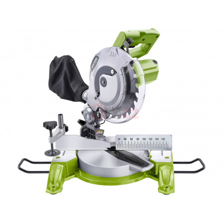 Pila pokosová s laserem, 210mm, 1450W, EXTOL 405412